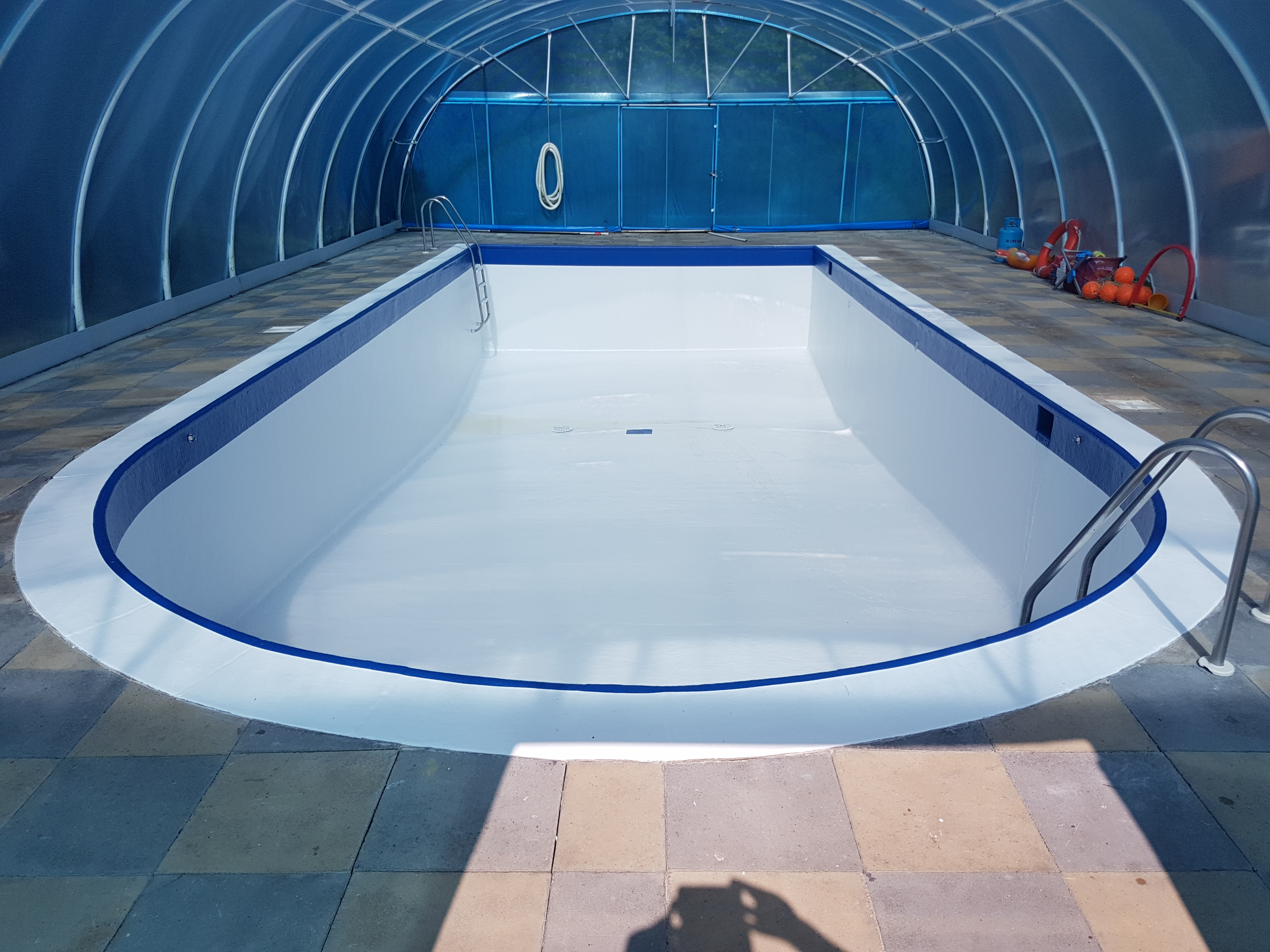 Swimming Pool Renovation West Sussex 23