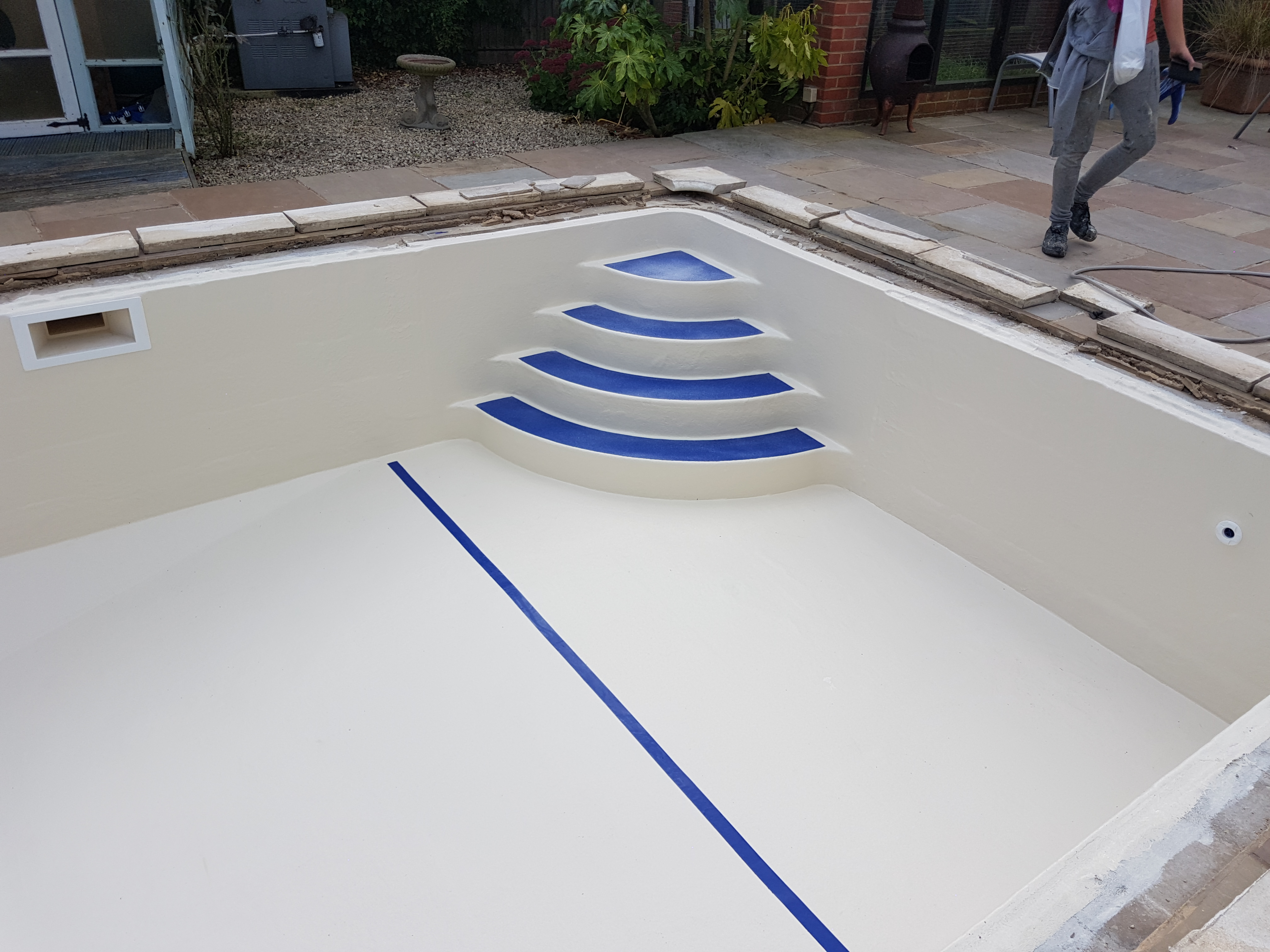 Swimming Pool Renovation West Sussex