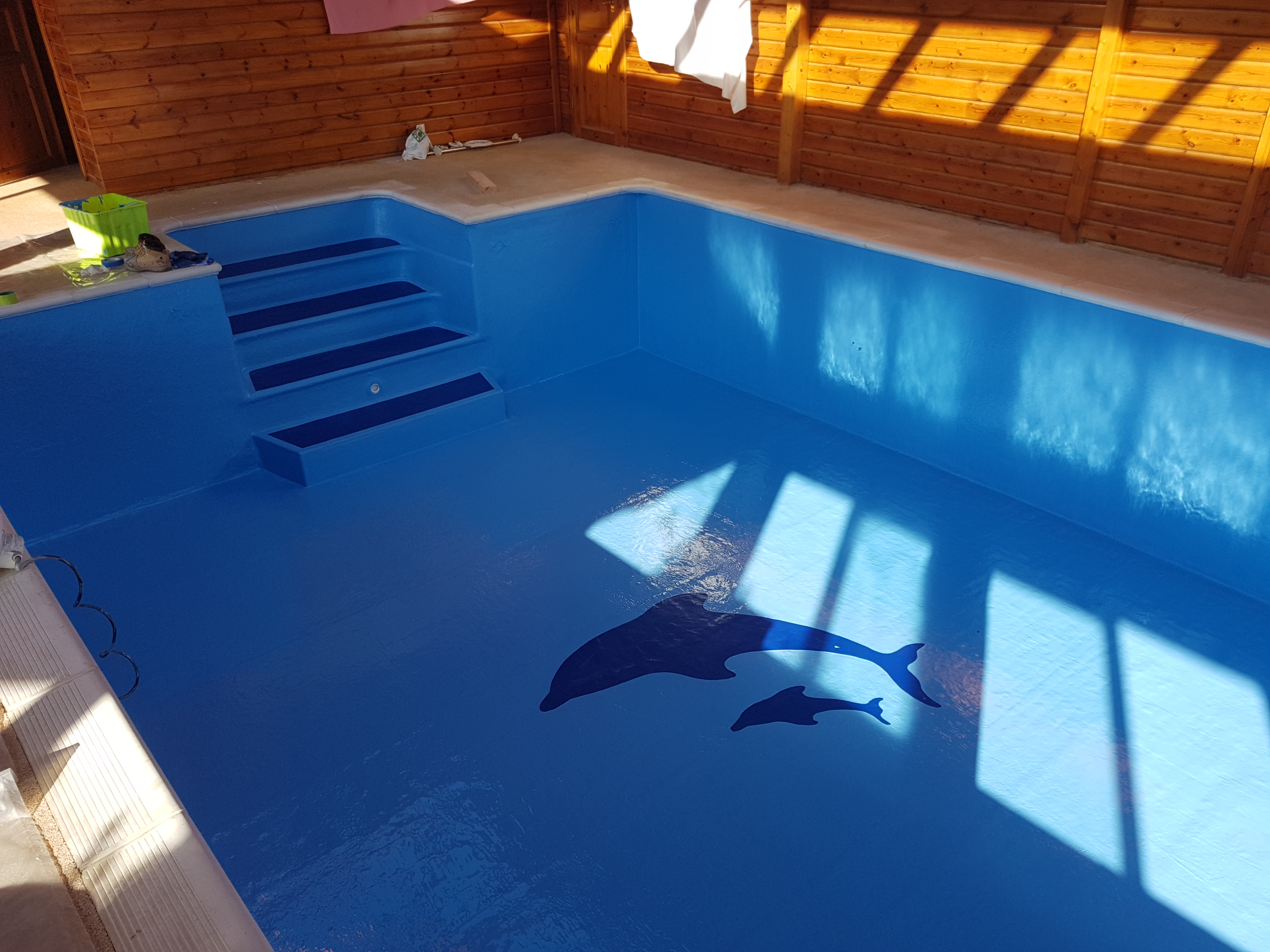 Swimming Pool Renovation West Sussex 5