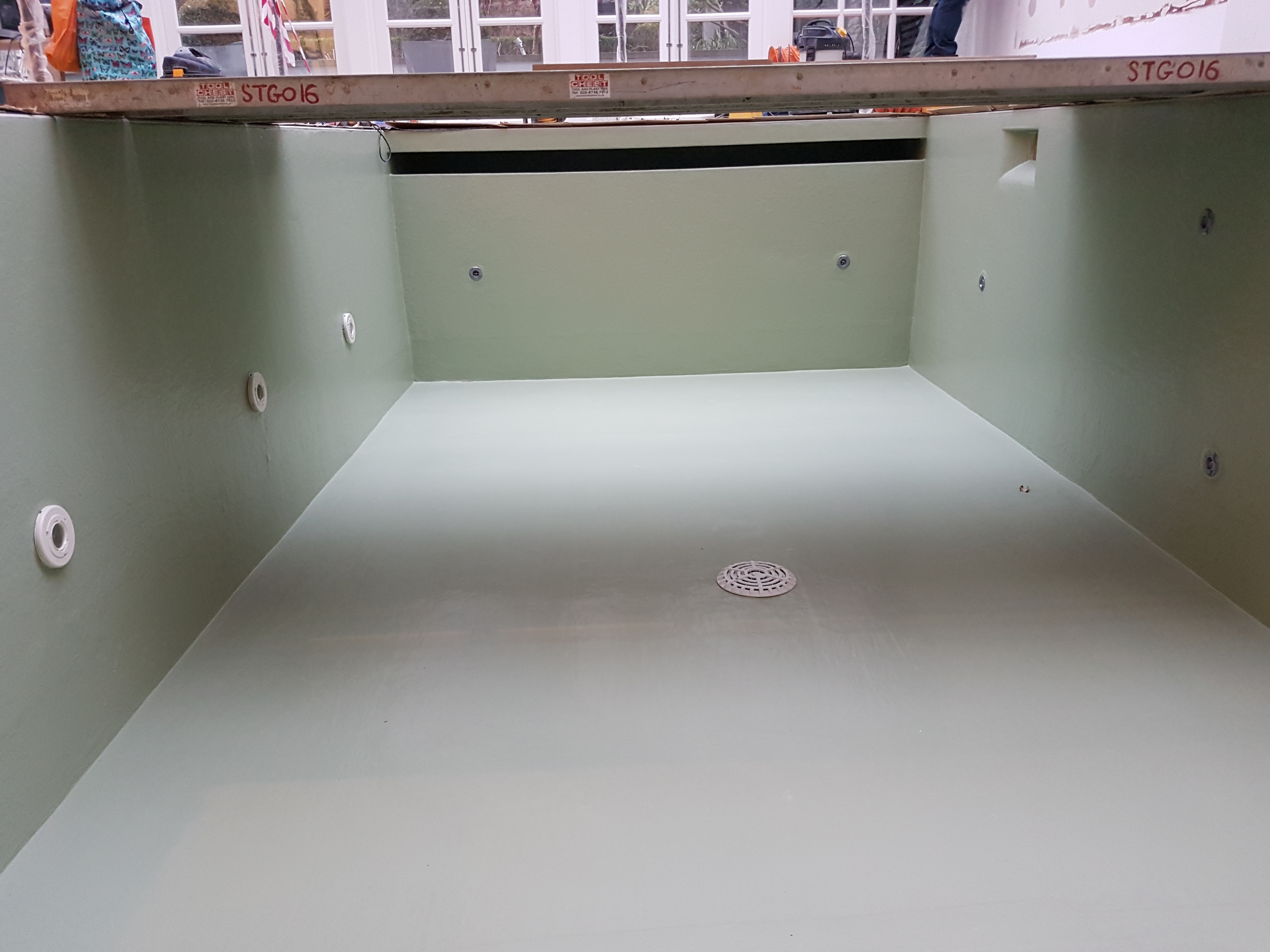 Swimming Pool Renovation West Sussex 4