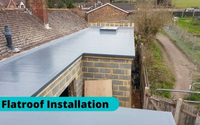 Looking For Flatroof Installation In Horsham? 4 Vital Things To Consider